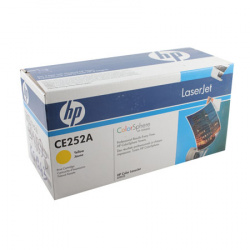 Картридж  HP Color LJ 3525/3530 yellow CE252A (o)