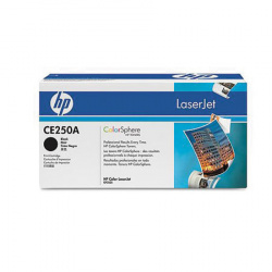Картридж  HP Color LJ 3525/3530 black CE250A 5K (o)