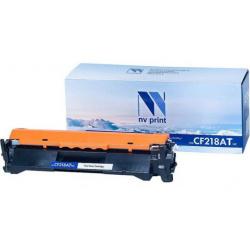 Картридж  HP LJ Pro M104/132 CF218AT 1.4К NV-Print