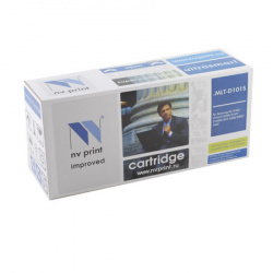 Картридж SAMSUNG ML 2160/2165/SCX-3400/3405 (MLT-D101S) 1.5К NV-Print