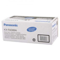 Картридж Drum PANASONIC KX-FAD89A для KX-FL401/402/403/423 и FLC411/412/413 (о)