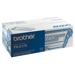Картридж BROTHER TN-2175, HL 2140/2150N/2170W/2142 FAX 2825 DCP7030/7032 MFC73207440N/7840W 2,6К (o)