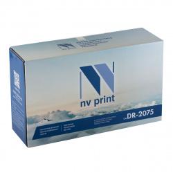 Картридж BROTHER DR-2075, HL2030/2040/2070/2920/7420/7820 12К NV-Print