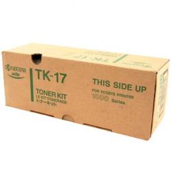 Тонер-картридж Kyocera ТК-17 для FS-1000(+)/1010/1050  6К (о)