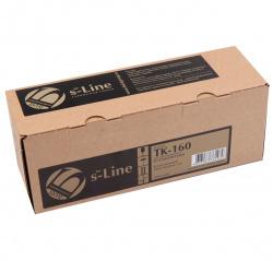 Тонер-картридж Kyocera ТК-160 для FS-1120D Black 2,5К (с чипом) БУЛАТ s-Line