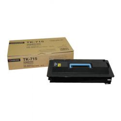 Тонер-картридж Kyocera ТК-715 для (KM-3050/4050) 34К (о)