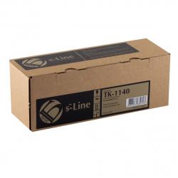 Тонер-картридж Kyocera ТК-1140 для (FS-1035/1135) с чипом 7.2K БУЛАТ s-Line