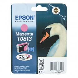 Картридж EPSON T08134A/T11134A10 R270/390/RX590/T50 magenta повыш.емкость -  11ml (o)
