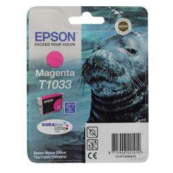 Картридж EPSON T10334A10 Stylus T30/T1100/ T40W/TX600FW magenta 11,1мл (o)