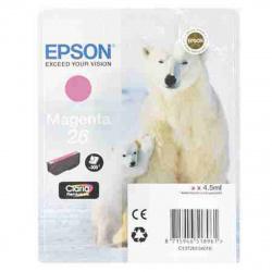 Картридж EPSON T2613 для XP600/700/800 magenta (о)