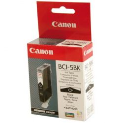 Чернильница CANON BCI-5 black (о)