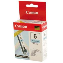 Чернильница CANON BCI-6Ph C (S-800/BJC-8200Ph) (o)