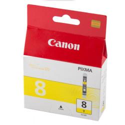 Чернильница CANON CLI-8Y iP3300/ 4200/5200/5300  Yellow (о)
