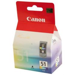 Картридж CANON CL-51 Pixma MP160 / iiP2200 color (о)
