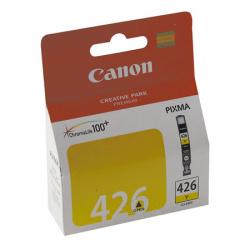 Картридж CANON CLI-426Y Pixma MG5140/5240/6140/8140/iP4840/4940/6540   yellow 9ml (о)