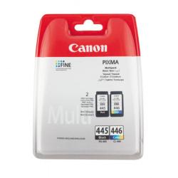 Картридж CANON PG-445 + CL-446 Pixma MG2440/2540 black+color (о)