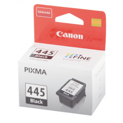 Картридж CANON PG-445 Pixma MG2440/2540 black (о)