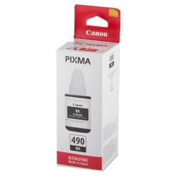 Чернила CANON GI-490BK Pixma G1400/2400/3400 black (135 мл)