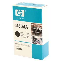 Картридж HP 51604A ThinkJet, QuietJet Black (о)