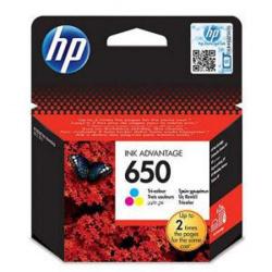 Картридж  HP CZ102AE №650 color (о)