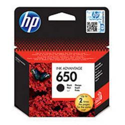 Картридж  HP CZ101AE №650 black (о)