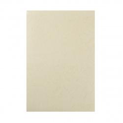 """Обложки для переплета картон  А4 """"кожа"""" 230г/м (слоновая кость) (1/100)"""