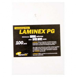 Пленка для ламинир.80*110  (75мк) глянец. 100шт.