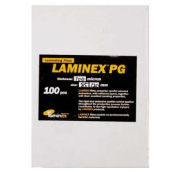 Пленка для ламинир.85*120 (100мк) глянец. 100шт.