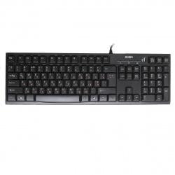 Клавиатура SVEN Standard 304 USB+HUB, черная