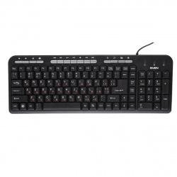 Клавиатура SVEN Standard 309M, USB черная