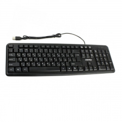 Клавиатура Smartbuy ONE 112 PS/2 черная (SBK-112P-K)/20
