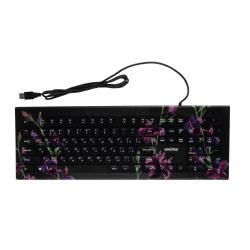 Клавиатура Smartbuy 223 Flowers мультимедиа USB (SBK-223U-F-FC)/20