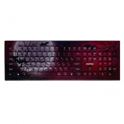 Клавиатура Smartbuy 223 Moon мультимедиа USB (SBK-223U-M-FC)