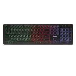 Клавиатура Smartbuy ONE 305 с подсветкой USB черная (SBK-305U-K)/10