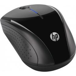 Манипулятор мышь HP 220 1200dpi, оптическая, USB, беспроводная черная