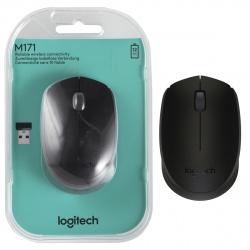 Манипулятор мышь Logitech M171  Wireless mouse black (910-004424)