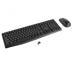Клавиатура + мышь Smartbuy 207295AG-K черный, беспроводные (SBC-207295AG-K) /10