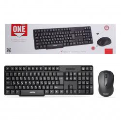 Клавиатура + мышь Smartbuy 236374AG черный, беспроводные (SBC-236374AG-K) /20