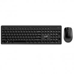 Клавиатура + мышь Genius SlimStar 8006 беспроводные USB