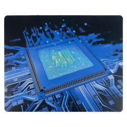 """Коврик для мыши BURO резиновый """"процессор"""" (BU-R51768)"""