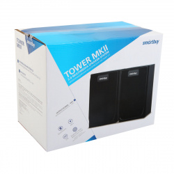Колонки SmartBuy TOWER MKII, мощность 6Вт, USB, корпус МДФ, Bluetooth (SBS-950)/12