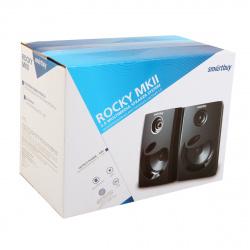 Колонки SmartBuy ROCKY MKII, мощность 6Вт, USB, Bluetooth, корпус МДФ (SBS-940)
