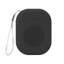Портативная колонка SmartBuy SUPER BLOOM,  3Вт, Bluetooth, MP3, FM, черная (SBS-140)