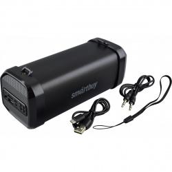 Портативная колонка SmartBuy SATELLITE,  4Вт, Bluetooth, MP3, FM, черная (SBS-4410)