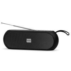 Портативная колонка SmartBuy RADIO ACTIVE,  10Вт, Bluetooth, MP3, FM+антенна, черная (SBS-470)