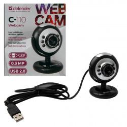 Веб-камера Defender C-110
