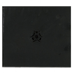 Коробка для 2 DVD slim 7мм HALF