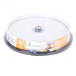 Лазер диск SmartTrack CD-R 700Mb 52x Cake box 10 шт.