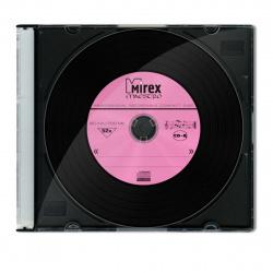 "Лазер диск Mirex CD-R 700Mb 52x Slim дизайн ""Maestro"""