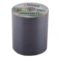 Лазер диск Mirex DVD-R 4.7 Gb 16x Bulk 100 шт. PRINT